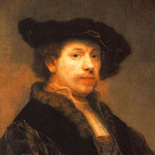 Born: Rembrandt Harmenszoon van Rijn on July 15, 1606 in Leiden, Dutch Republic   Died: October 6, 1669 in Amsterdam, Dutch Republic    A Dutch painter and etcher, he is generally considered one of the greatest painters and printmakers in European history and the most important in Dutch history. His contributions to art came in a period that historians call the Dutch Golden Age.