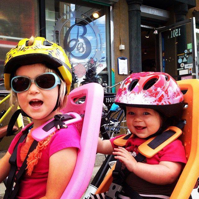 Biking with Babies: Part 2