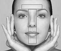 Т-зона - жирные участки при проблемном типе кожи