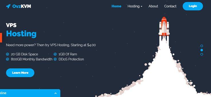 OvzKvm.com Ovz Linux KVM Windows Linux VPS Hosting - Cpanel Website Hosting Anti DDoS Free SSL Cheap VPS Hosting & Web Hosting. Use Code ovzkvmSALE For 50% OFF All Monthly Services! https://ovzkvm.com/