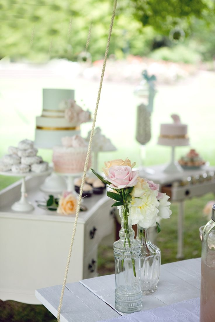 {Whimsical Feature} Vintage Baby Shower | Whimsically Detailed
