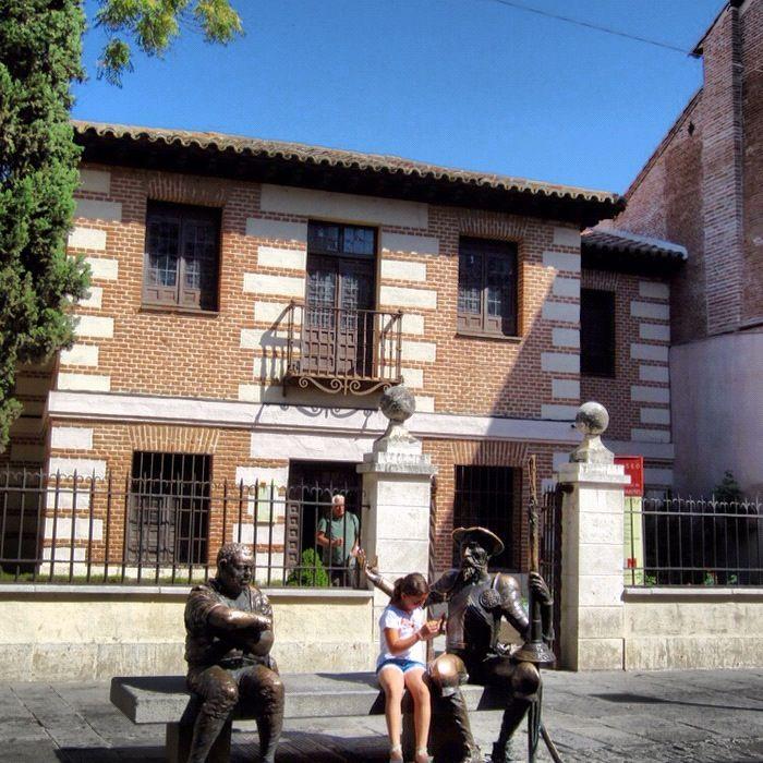 Casa museo de Miguel de Cervantes Saavedra