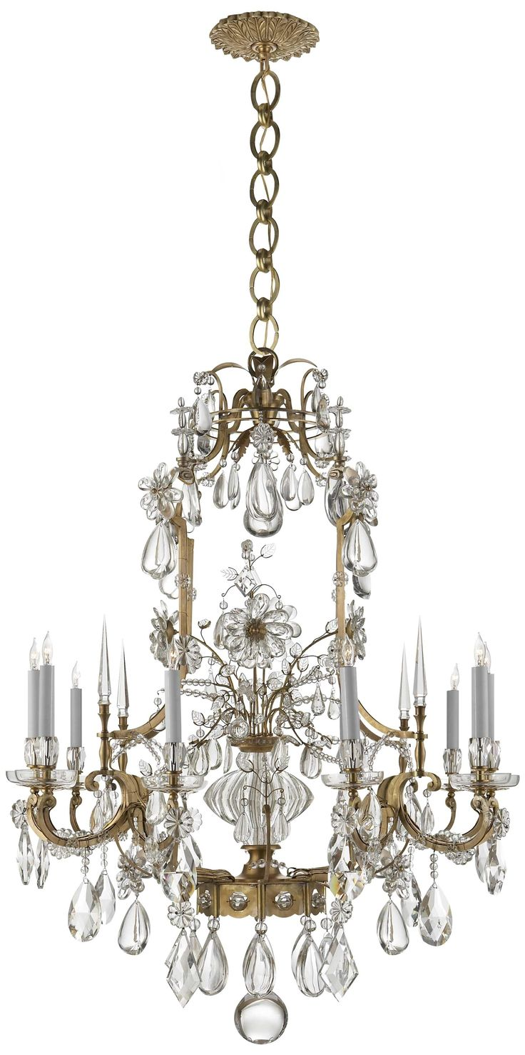 161 best vintage chandeliers italian chandeliers murano 12 crystal chandeliers to add sparkle to any room arubaitofo Image collections