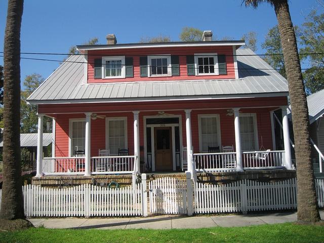 Classic House Historical District Pensacola Florida