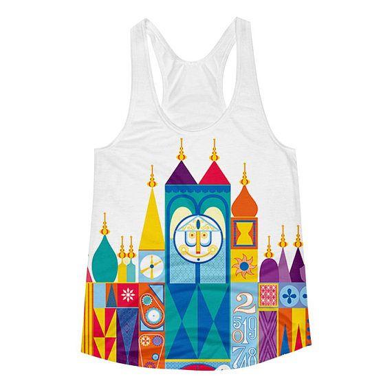 IT'S A SMALL WORLD Shirt, Disney Parks, Disney World, Disneyland