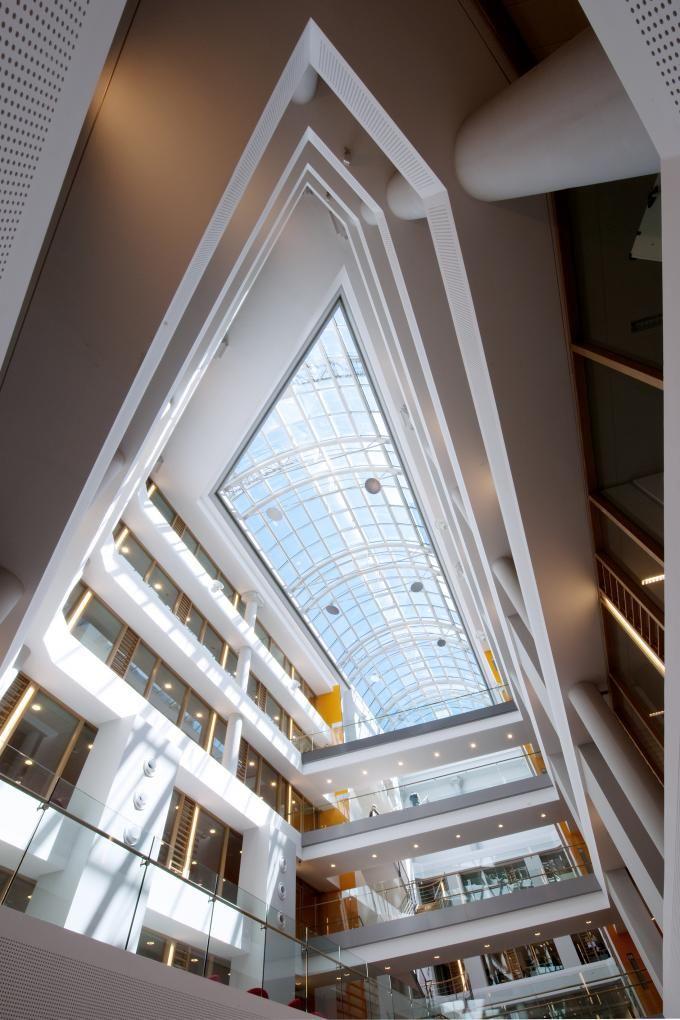 STIB ROYAL ATRIUM | Offices | Assar Architects