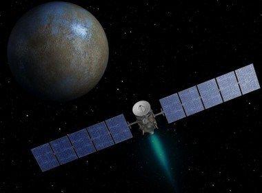 Planeta anão Ceres é candidato a abrigar vida extraterrestre | Extraterrestres ARQUIVO