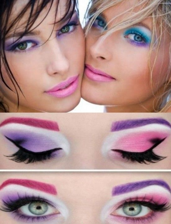 10Tips For Purple Eye Makeup|How to wear purple eyeshadow|Purple and gold makeup|Eyeshadow for purple dress|Purple Smokey Eye Makeup T… | Make up ideas ...