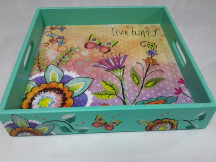 Meral Sanatevi - Handmade -painting - craft house