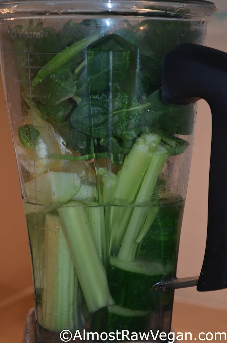 Cleansing Green Smoothie Ingredients Makes 1 5 Litres 3