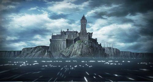 Le Roi des ronces (いばらの王, Ibara no Ō?), film d'animation #japonais
