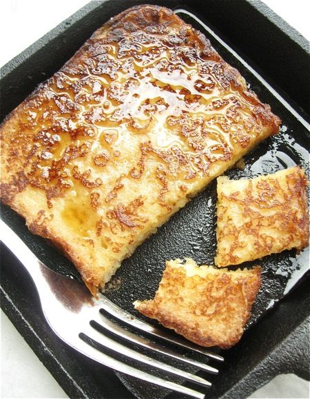 "Brioche French Toast: ""lost"" bread at its best.: King Arthur Flour – Baking Banter"