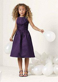 My Junior Bridesmaid Dresses