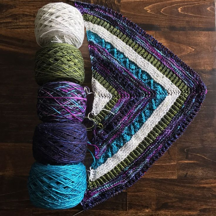 Starting Point MKAL by Joji Locatelli, knitted by @jillenasue | malabrigo