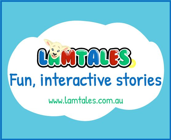 Lamtales Digital Stories program includes fun, interactive stories. Great for learning phonics and adding extra reading activities to your literacy program.