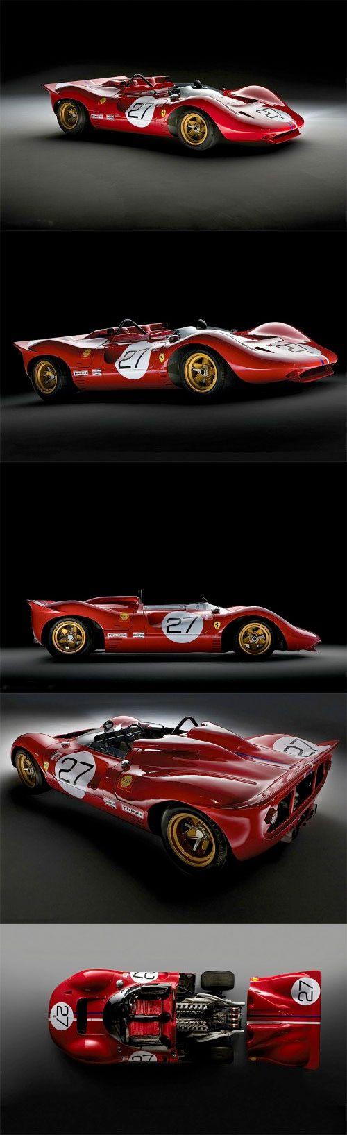 フェラーリ 330 P4 1967