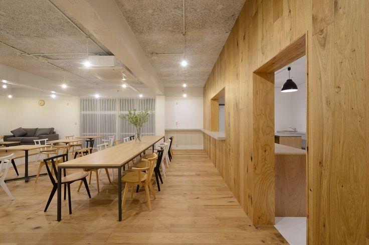 Share+House+Funabashi+/+Kasa+Architects