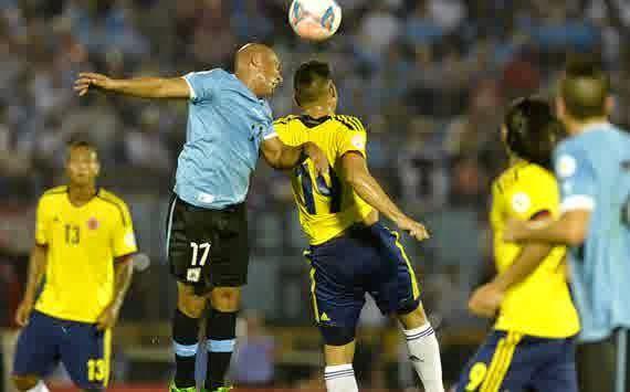 IDSBOBET - Prediksi Skor Pertandingan Babak Perdelapan Final Piala Dunia 2014 : Kolombia Vs Uruguay