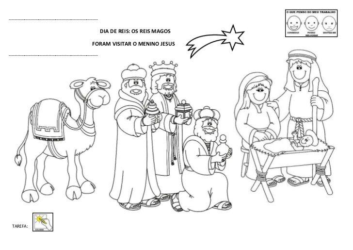 atividades para trabalhar os reis magos na pré-escolar - Pesquisa Google
