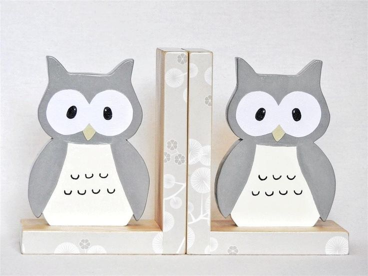 Owl - Bookends