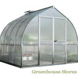 Palram Bella 8x8 Polycarbonate Greenhouse https://www.greenhousestores.co.uk/Palram-Bella-Polycarbonate-Greenhouses/