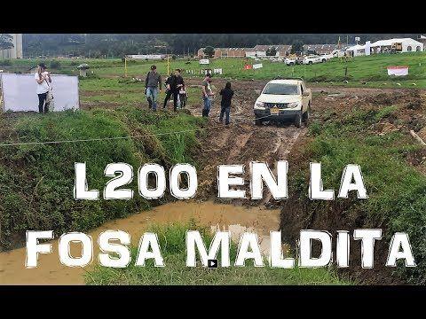 L200 EN LA FOSA MALDITA | Naves 4x4