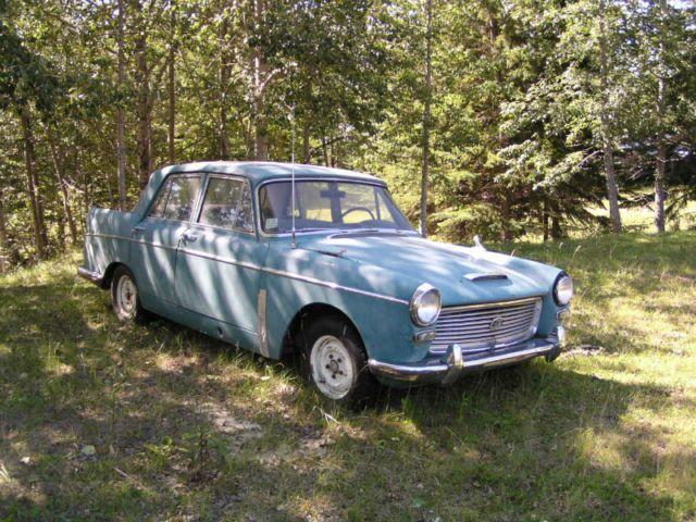 Kijiji Edmonton Used Cars For Sale: 1961 Austin Westminster A110, 134,000 Km, $1850 Edmonton