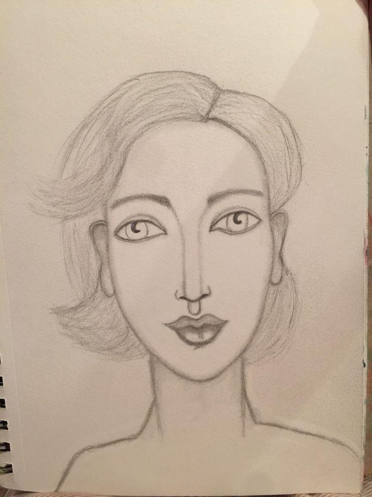 Pencil sketch by KatGale