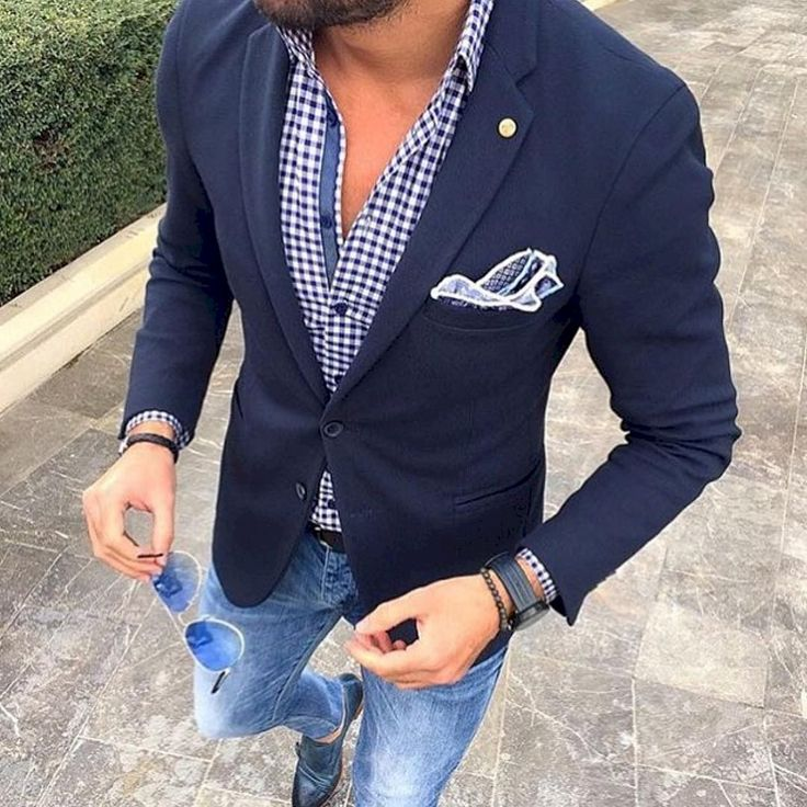 75 Best Men's Blue Blazer Outfit Lookbook Inspirations Spring and Summer 2017 https://montenr.com/75-best-mens-blue-blazer-outfit-lookbook-inspirations-spring-and-summer-2017/