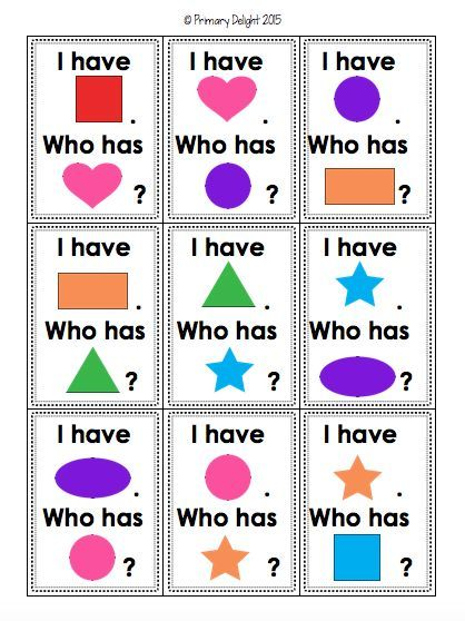 Worksheets Shape Names 25 best ideas about shape names on pinterest six sided polygon practice and colors with this fun class game of i have who has