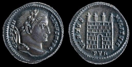 The Roman emperor Constantine the Great was born on the 27th of February in AD 272 (or maybe 273!)