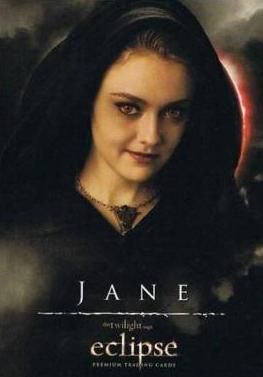 #TwilightSaga #Eclipse - Jane Volturi #11