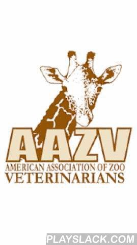 ZooVets CE  Android App - playslack.com ,  This is the official app of the American Association of Zoo Veterinarians Annual Conference. View the program schedule, browse speaker, sponsor and exhibitor information, and be informed of general conference details.