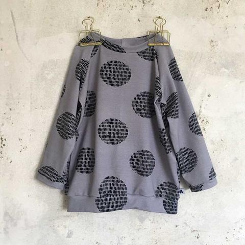 Sweatshirt - Big Dots