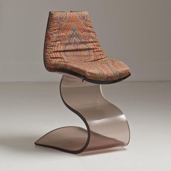 Boris Tabacoff Dumas Chair