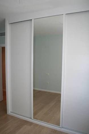 M s de 1000 ideas sobre ventanas de aluminio blanco en for Closet de aluminio