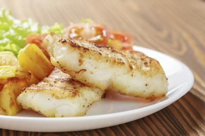 How to Cook Frozen Cod in the Oven