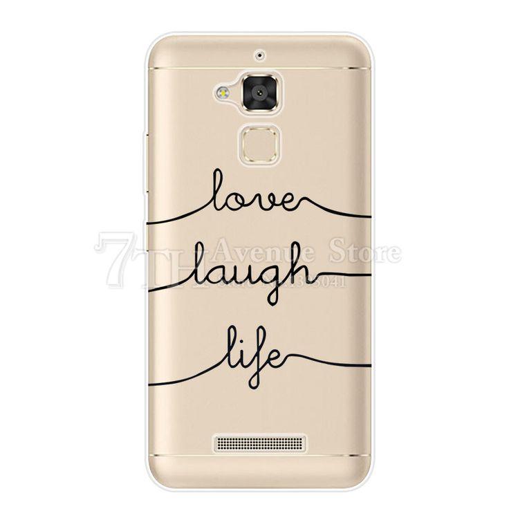Fashion Design Case For Asus Zenfone 3 Max ZC520TL Soft Silicone TPU Phone Cases Cover For Asus Zenfone 3 Max ZC520TL