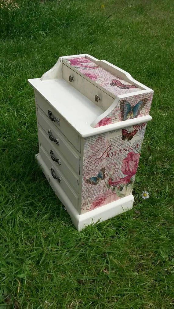 jewellery boxjewelry box vintage shabby chicmini chest