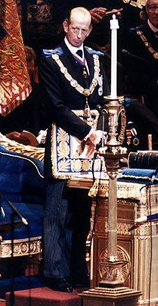 Prince Edward, Duke of Kent KG GCMG GCVO ADC(P) (Edward George Nicholas Paul…