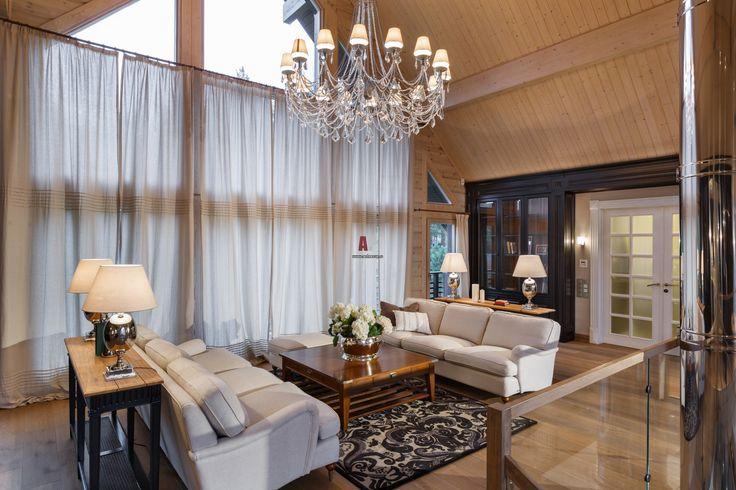 Фото интерьера балкона дома в современном стиле