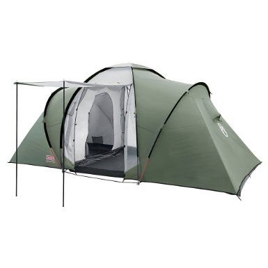 Coleman Ridgeline Plus Four Man Tent: Amazon.co.uk: Sports & Outdoors
