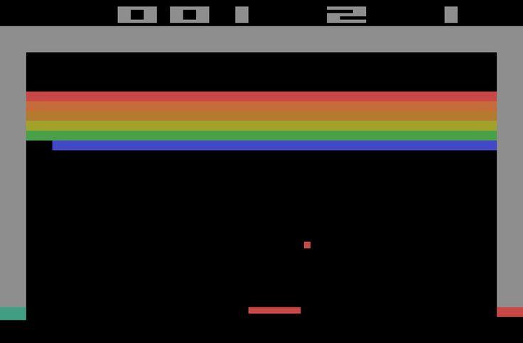 The Artistic Legacy of Atari's Breakout