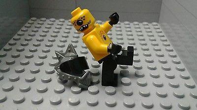 Snake Space Police III Alien 5979 5972 5980 8400 Cyclops LEGO Minifigure Figure