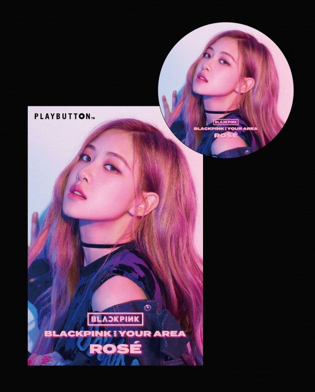 See Photos from BLACKPINK In Your Area New Japanese Album