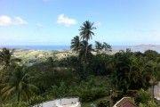 Studio relax studio sur les hauteurs avec sa piscine et sa vue panoramique - Location Studio #Martinique #Robert