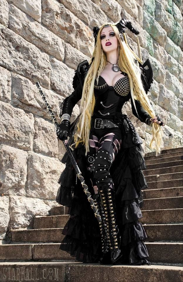 exceptional demon queen outfit 10