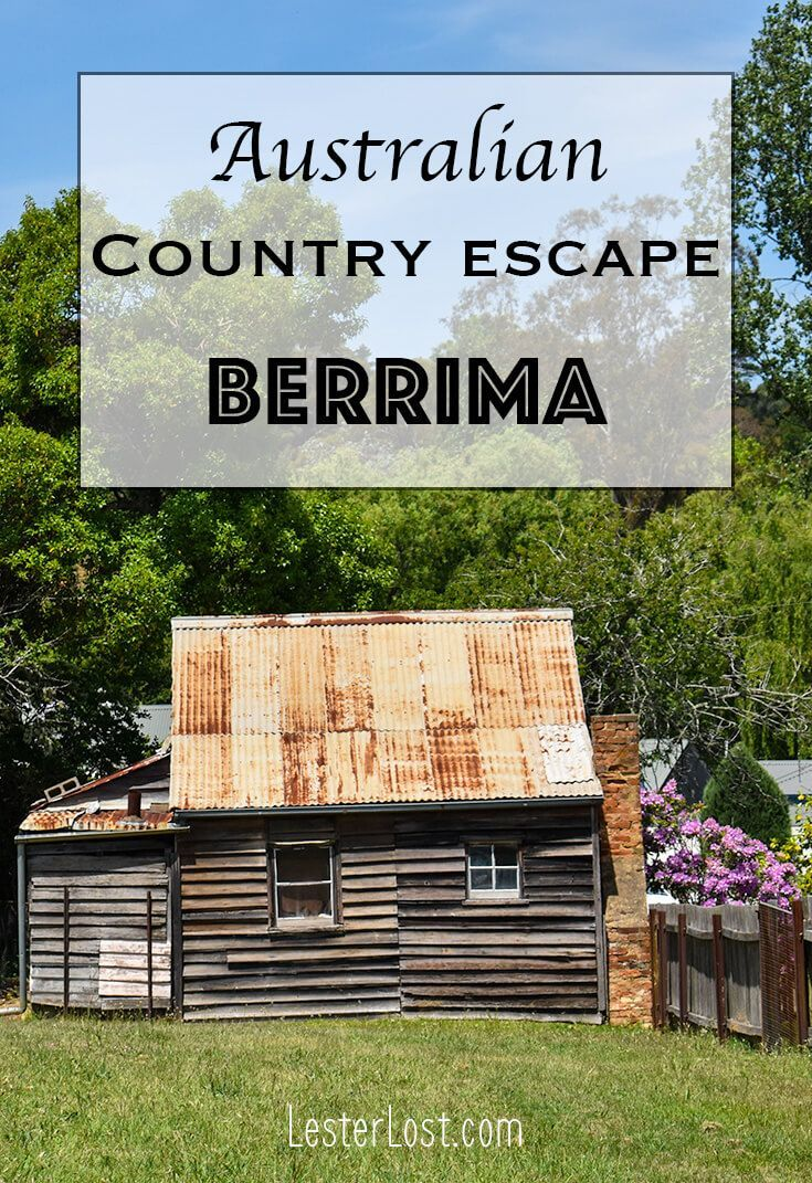 Travel Australia | New South Wales Travel | NSW Southern Highlands | Berrima | NSW Country Town | Country Escape | Australia Short Breaks | Sydney Day Trips | Road Trips | City Getaway