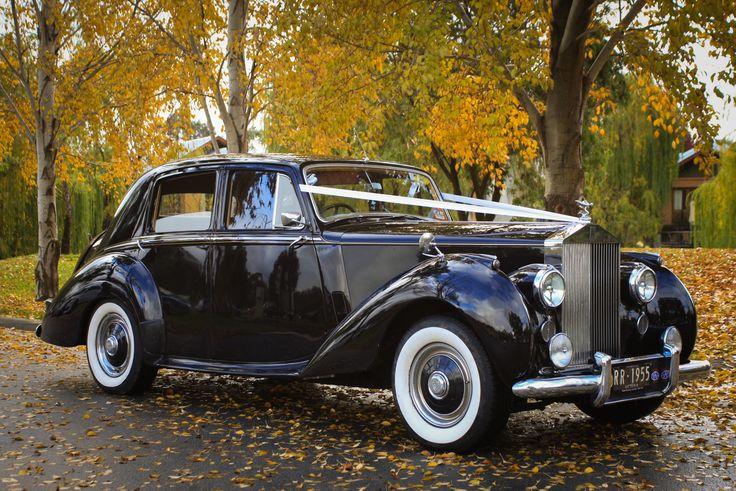 Our 1955 Rolls Royce Silver Dawn wedding car. #weddingcar #weddingcarsmelbourne #classiccars #rollsroyce #rolls #classic #luxury #style #prestige  #wedding #rollsroyceweddingcar