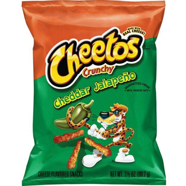Sam's Club - Cheetos Crunchy Cheddar Jalapeno Cheese Snacks (3.5 oz. ea., 28 ct.)
